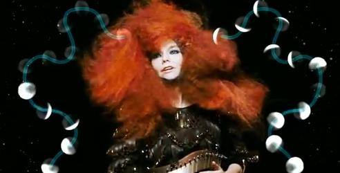 bjork moon video biophilia