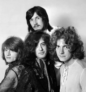 Led Zeppelin anni '60