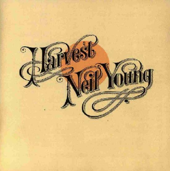 Neil Young Harvest 1972