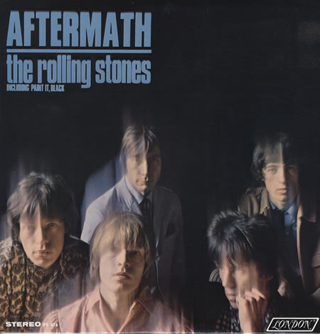 Rolling Stones Aftermath album