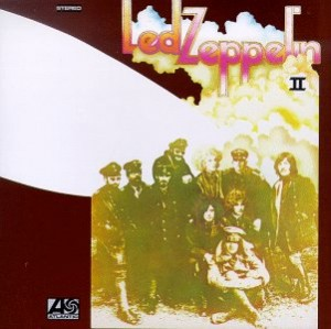 Led Zeppelin II cover