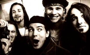 pearl jam Chinese 1991