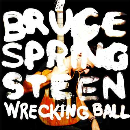 Bruce Springsteen 2012 disco Wrecking Ball