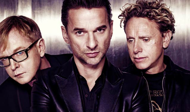 Depeche Mode nuovo album 2012