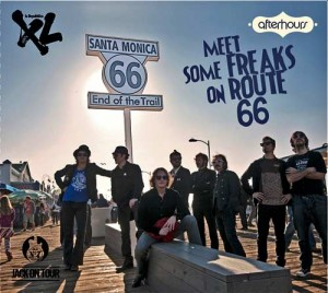 Meet Some Freaks On Route 66 afterhours xl