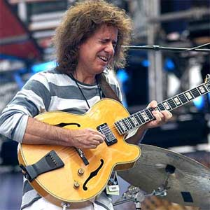 Pat Metheny approda allo Sherwood Festival