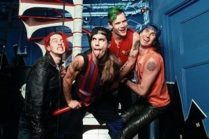 red hot chilli peppers nuovo album 2013