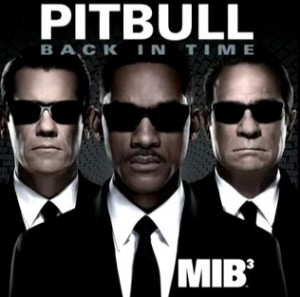 pitbull men in black III