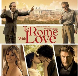 To Rome with Love Woody Allen