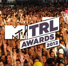 mtv trl awards 2012