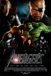 the avengers colonna sonora