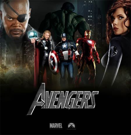 the avengers marvel colonna sonora film 2012