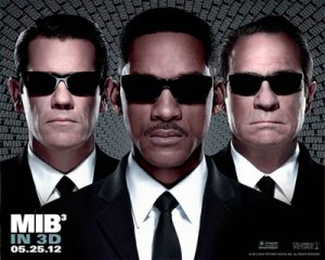 men in black 3 film cinema colonna sonora