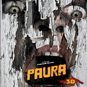Paura in 3D cover