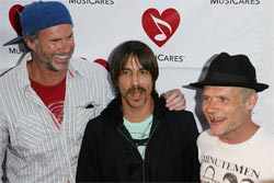 red hot chili peppers nuove canzoni 2012 inedite