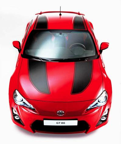 toyota GT86 1st Edition web