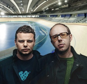 Chemical Brothers Olimpiadi 2012 Theme for Velodrome