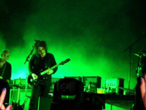 the cure live roma