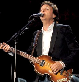 Paul McCartney olimpiadi 2012