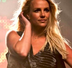 Britney Spears glee x factor 2012
