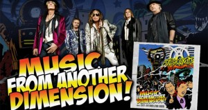 Music from Another Dimension Aerosmith 2012