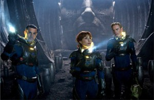 Prometheus recensione film cinema italia
