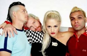 Push and Shove No Doubt 2012