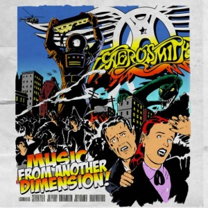 Music from Another Dimension aerosmith