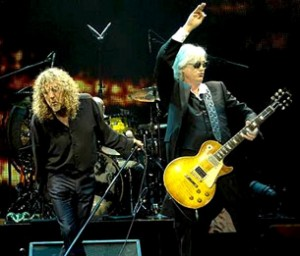 led zeppelin live arena 2007