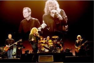 led zeppelin reunion 2007