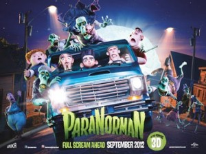 Paranorman 3D cinema