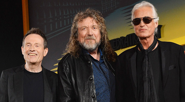 led zeppelin dvd 2012 Celebration Day