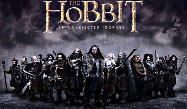 the hobbit colonna sonora