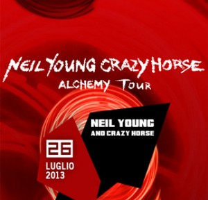 Neil Young & Crazy Horse Rock in Roma 2013