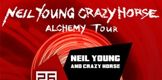 Neil Young & Crazy Horse Rock in Rima 2013