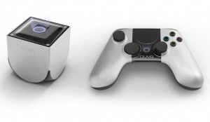 ouya console eSfere Android