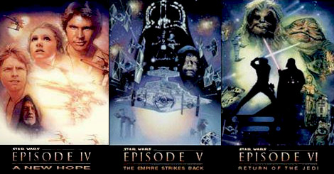 star wars IV V VI colonna sonora