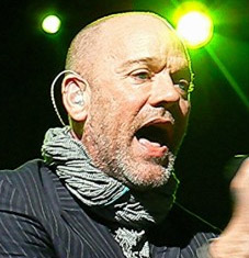 Michael Stipe compleanno rem cantante