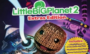 Sony LittleBigPlanet 2 Extras Edition