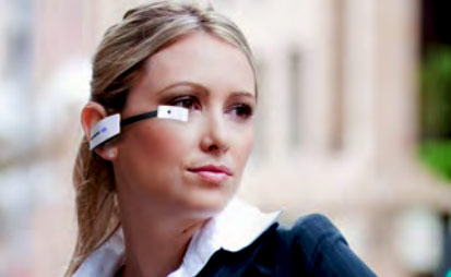 Vuzix M100 Google Glass occhiali hi-tech