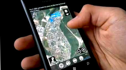 Windows Phone Google Maps