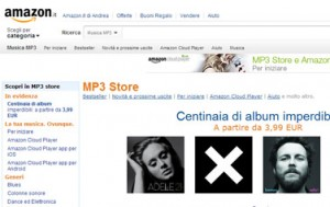 amazon store musicale aperto mp3 apple
