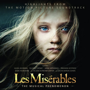 les miserables colonna sonora