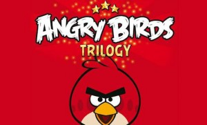 Angry Birds Trilogy rovio activision