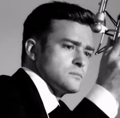 Justin Timberlake e Tom Ford insieme per Suit & Tie