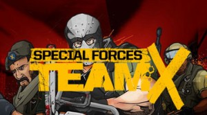 Special Forces Team X Microprose Atari