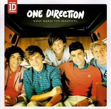 one direction what makes you beautiful kda