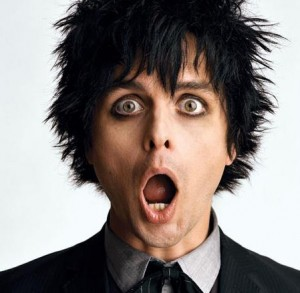 Billie Joe Armstrong Green Day teatro