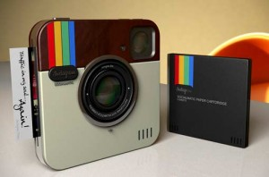 socialmatic polaroid instagram