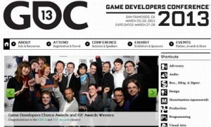 GDC 2013 Game Developer Conference Journey
